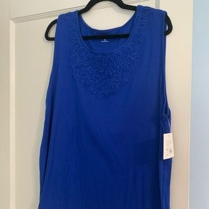 Croft and Barrow size 2x BNWT top